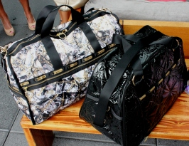 LeSportsac and Erickson Beamon collab 006