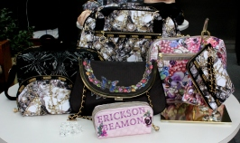 LeSportsac and Erickson Beamon collab 009